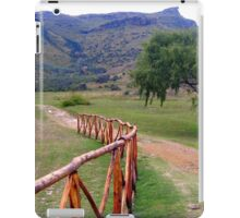 A lovely memory iPad Case/Skin