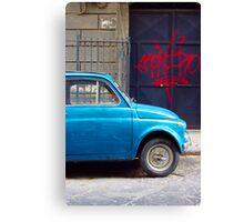 Fiat #1 Canvas Print