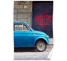 Fiat #1 Poster