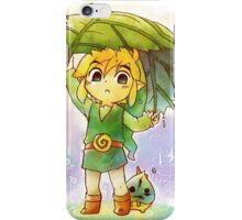 Link & Makar  iPhone Case/Skin