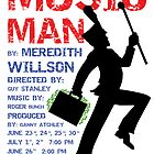 The Music Man Poster by therealtomdeal