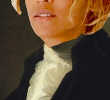 George Washington and Beyoncé Sticker