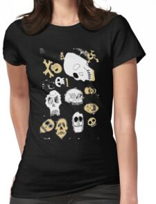 Skull Sketches T-Shirt