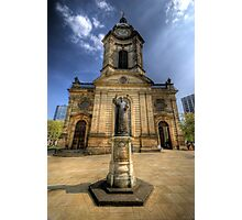 Birmingham Cathedral Photographic Print