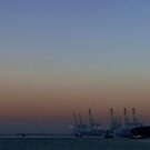 Marsaxlokk Dawn by M G  Pettett