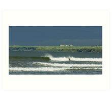 st andrews bay hotel Art Print