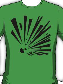 Explosive Unbordered T-Shirt