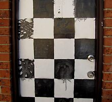 Chess Board of Sorts by Janie. D