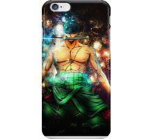 Roronoa Zoro iPhone Case/Skin
