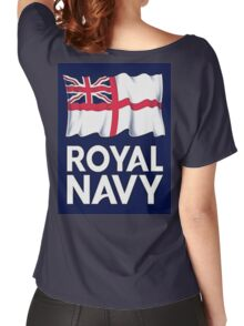 Royal Navy Women's Relaxed Fit T-Shirt