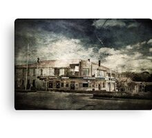 The Court House Hotel Canvas Print