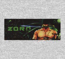 Roronoa Zoro One Piece - Long Sleeve