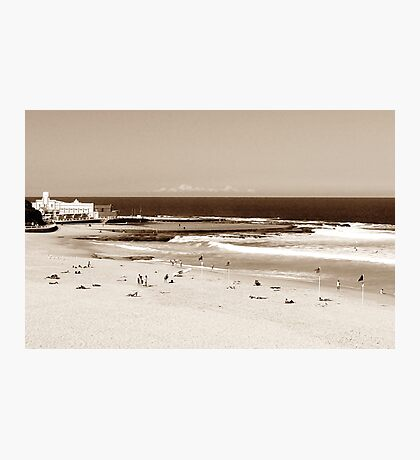 Newcastle Beach ~ NSW ~ Australia Photographic Print