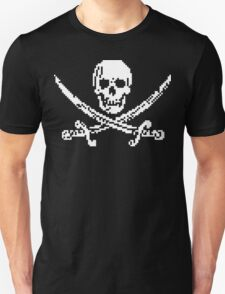 8bit piracy T-Shirt