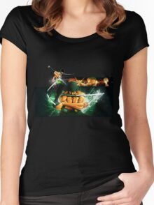 Roronoa Zoro Women's Fitted Scoop T-Shirt
