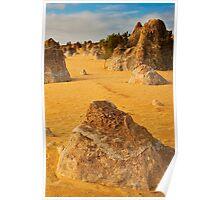Nambung National Park Pinnacles 2 Poster