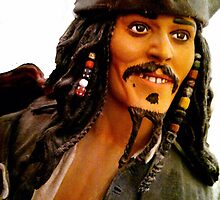 I'm Captain Jack Sparrow, Savvy? by Mounty