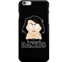 Tiny Danzig iPhone Case/Skin
