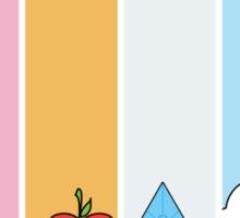 Friendship is Magic - Cutie Mark Collection Sticker