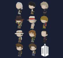 The 11 Doctors Kids Tee