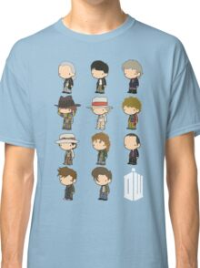 The 11 Doctors Classic T-Shirt