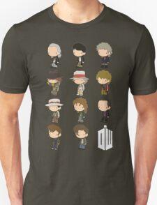 The 11 Doctors Unisex T-Shirt