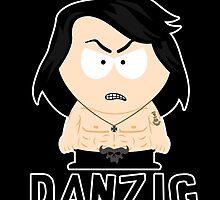 Tiny Danzig by muskitt