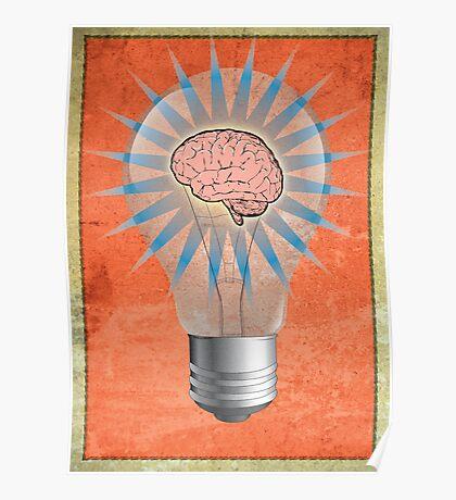 Imagine ~ A Great Idea Poster