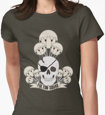 Fulton Squad Womens Fitted T-Shirt