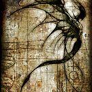 Idolomantis diabolica by Jesse Lindsay 2011 by jesse lindsay
