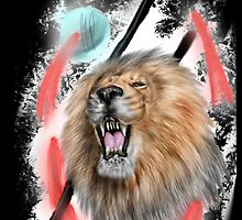 Roaring Lion. by BriannaP