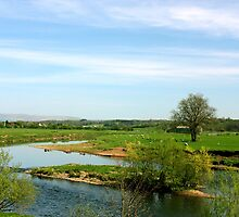 River Ribble, Ribchester by Martyn Baker | Martyn Baker Photography