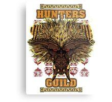 Hunters Guild - Rajang Metal Print
