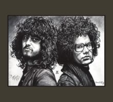 The Mars Volta by burntwoodstudio