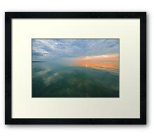 Sunset Glory #2 Framed Print