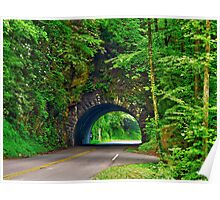 Tunnel to Cades Cove Poster