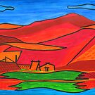Landscape Echo by Sesha
