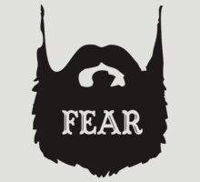 Fear Shirt by Fear The Beard by FearTheBeard