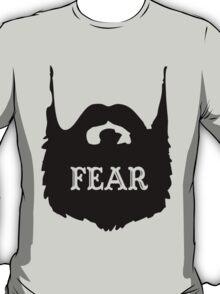 Fear Shirt by Fear The Beard T-Shirt