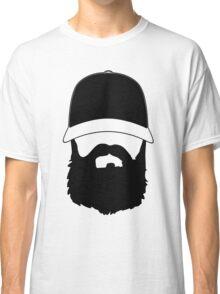 Fear The Beard T Shirt by Fear The Beard Classic T-Shirt