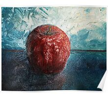 Little Red Apple Poster