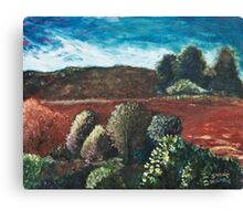 Nature Fresh Canvas Print