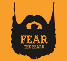 Fear The Beard Tee Shirt by Fear The Beard by FearTheBeard