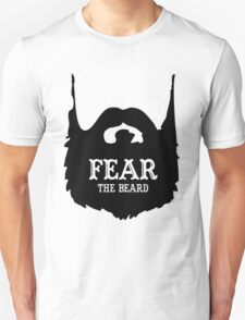 Fear The Beard Tee Shirt by Fear The Beard T-Shirt