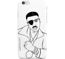 Slick Rick iPhone Case/Skin