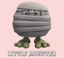Little Monster - Mummy by bungeecow
