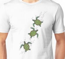 Baby Turtles Unisex T-Shirt