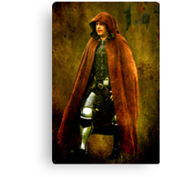 The Swashbuckler Canvas Print