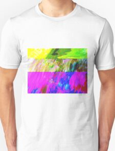 You've Got To Fight For Your Right To Abstract! T-Shirt