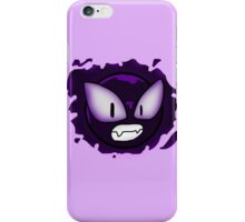 Ghostly Gastly! iPhone Case/Skin